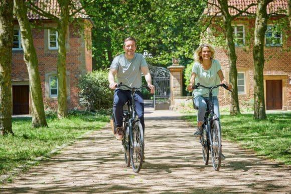 Fahrradtouren im Münsterland digital verfügbar