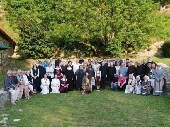 Viele Ordensgemeinschaften im Kloster Dalheim