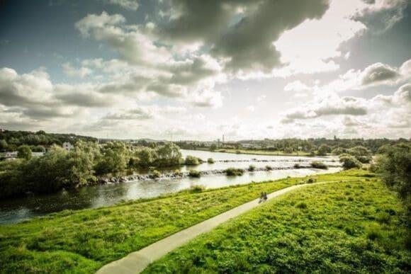 Nach Hochwasser ist RuhrtalRadweg wieder befahrbar