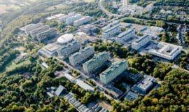 Informatik - Neue Fakultät an der Ruhr-Universität