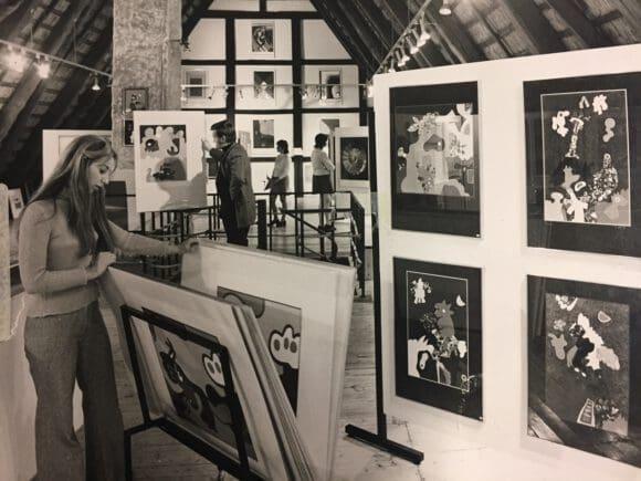 Galerie Kley feiert in diesem Jahr 50. Jubiläum