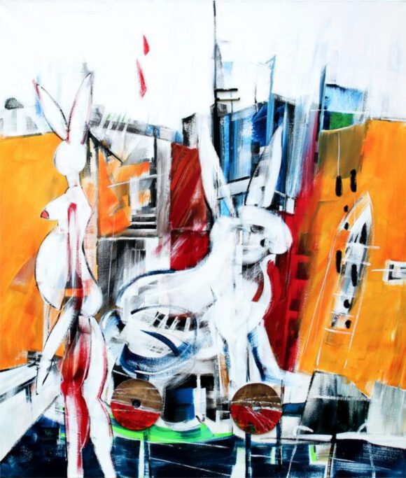 Verbeugung vor Joseph Beuys