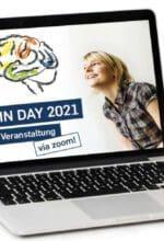 Am 29. September 2021 findet der Brain Day der Ruhr-Universität Bochum (RUB) erstmals als Online-Veranstaltung statt - Foto Screenshot Veranstaltungs-PDF RUB