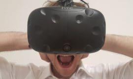 Phänomenta - Mit VR-Brille über New York fliegen