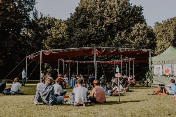 """Festival """"Westopia"""" brachte Literatur auf die Bühne"""