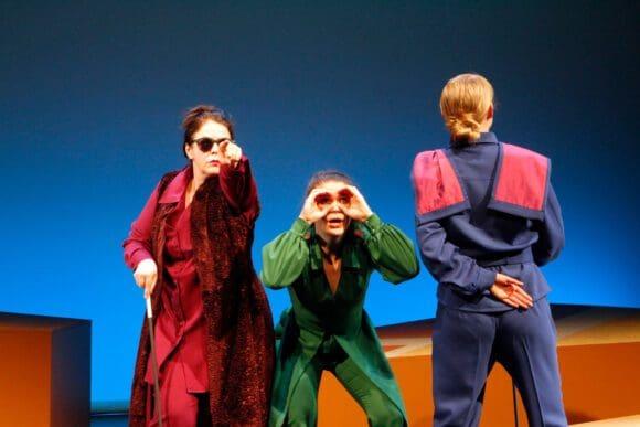 """""""Antigone"""" als musikalisches Drama im WBT"""