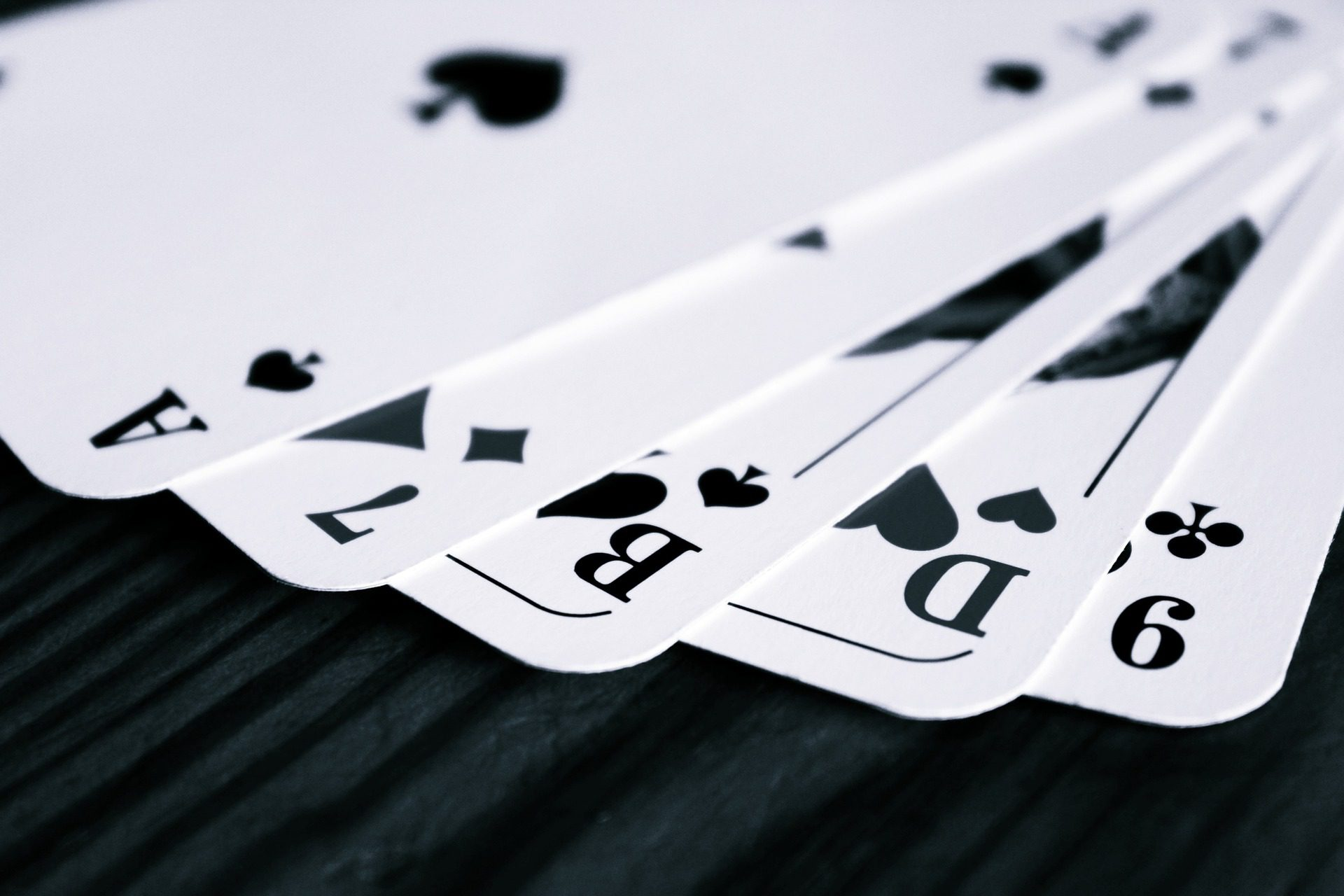 Pokerspiel in tollem Ambiente