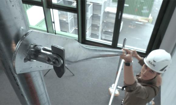Der Kreismeister im Märkischen Kreis ist die MJ-Gerüst GmbH aus Plettenberg. In ihrem Kurzvideo stellt das Unternehmen ein innovatives Gerüstsystem vor - Foto MJ-Gerüst GmbH