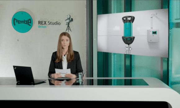 """Im Hochsauerlandkreis überzeugte ein Kurzvideo über eine neuartige Löschmittelsperre - Foto """"REMBE® GmbH Safety + Control"""""""