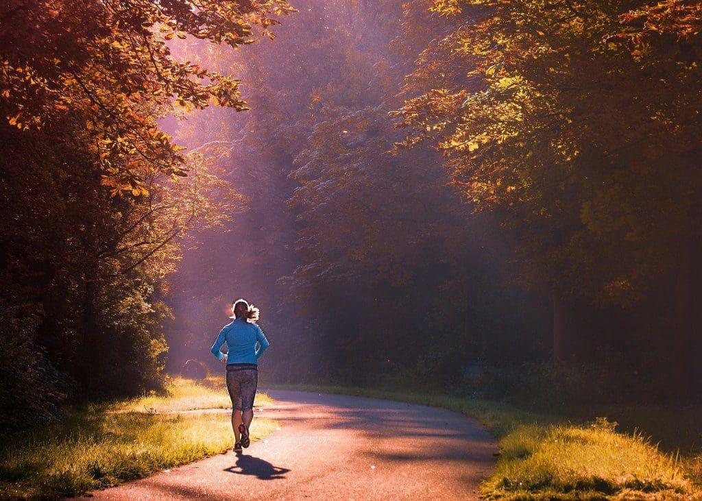 Gesundheit profitiert vom Aufenthalt im Freien